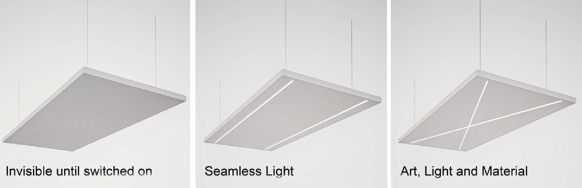 Led Light Amp Plasterboard Vcut