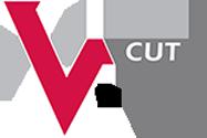 V-Cut Logo