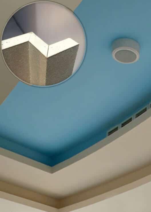 V-Cut Plasterboard Profiles