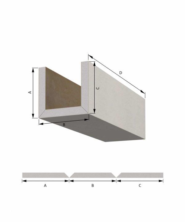 Corner Molding | Uplight Coving