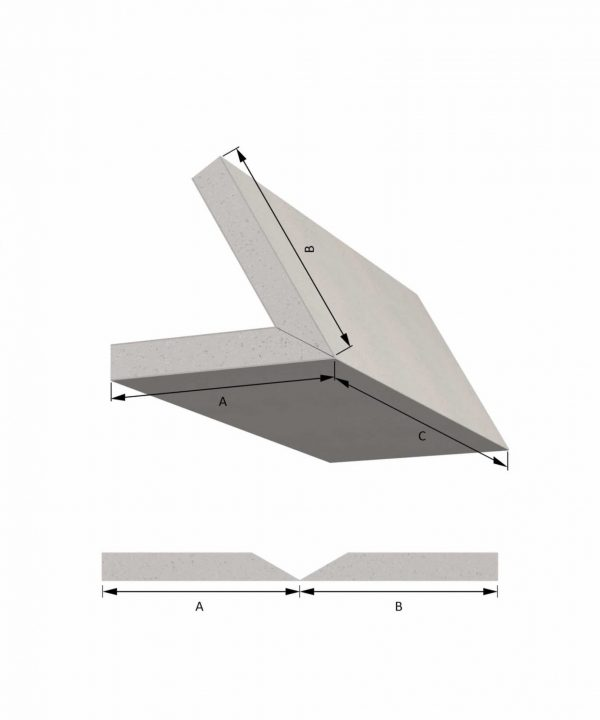 Feather Edge Plasterboard | Suspended Ceiling Panels