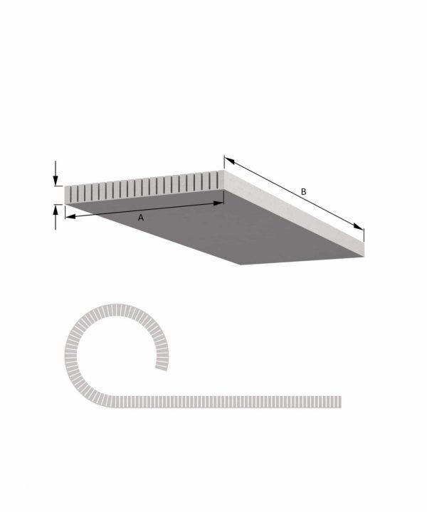 Flexible Plasterboard | Flexi Board Plasterboard