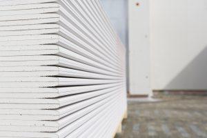 Vcut Plasterboard pallet